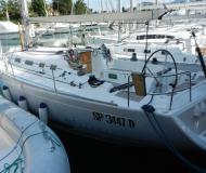 Sail boat First 40.7 for hire in Marina di Portorosa