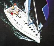 First 47.7 Segelyacht Charter Portimao