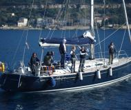 Sail boat Grand Soleil 50 for charter in Sibenik