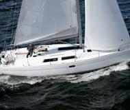 Yacht Hanse 400 - Sailboat Charter Rostock