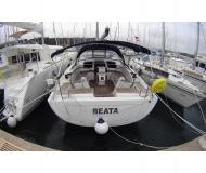 Segelboot Hanse 455 Yachtcharter in ACI Marina Pomer