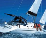 Yacht Harmony 47 for rent in Yacht Haven Marina Phuket