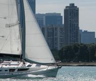 Yacht Hunter 326 - Sailboat Charter Chicago