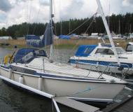 Yacht Maxi 77 for rent in Sabyvikens Marina
