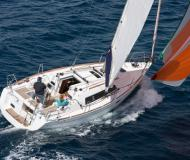 Sail boat Oceanis 311 available for charter in YC Marina