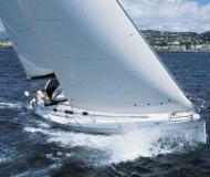 Oceanis 343 Segelyacht Charter Viareggio