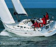 Sailing yacht Oceanis 37 available for charter in Orhaniye