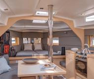 Sailing yacht Oceanis 38 for rent in Porto Montenegro