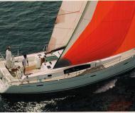 Oceanis 43 Segelyacht Charter Palairos