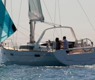 Yacht Oceanis 45 available for charter in Cannigione