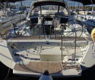 Segelboot Oceanis 45 Yachtcharter in ACI Marina Pomer