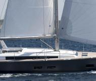 Yacht Oceanis 55 Yachtcharter in Bormes les Mimosas