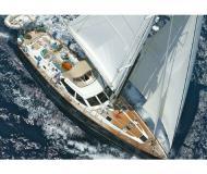 Oyster 62 Segelyacht Charter Newport