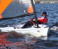 RS Tera Sailboat Charters Italy