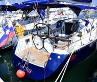 Sail boat Salona 37 for rent in Marina Izola