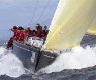 Salona 45 Segelyacht Charter Fehmarn