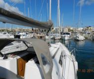 Yacht Sun Odyssey 33i Yachtcharter in Port de Pollenca town