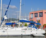 Yacht Sun Odyssey 35 - Sailboat Charter Pirgos Sani