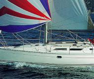 Sailing yacht Sun Odyssey 37 available for charter in Puntone