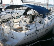 Sailing boat Sun Odyssey 40.3 available for charter in Marina Seget Donji