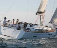 Sailing yacht Sun Odyssey 409 for rent in Puerto Del Rey Marina