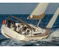 Yacht Sun Odyssey 479 available for charter in Cecina Marina