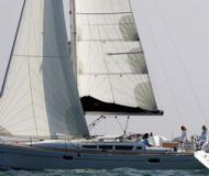 Sun Odyssey 42i Segelyacht Charter Olbia