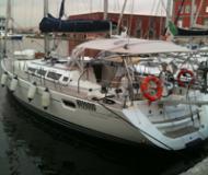 Sun Odyssey 42i Performance Segelyacht Charter Neapel