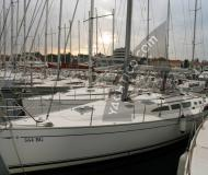 Sailing yacht Sun Odyssey 43 for rent in Marina Veruda