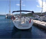 Segelyacht Sun Odyssey 43 Yachtcharter in Portisco