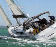 Sailing boat Sun Odyssey 439 available for charter in Grand Harbour Marina