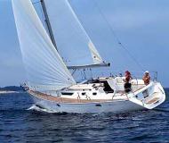 Sail boat Sun Odyssey 45 available for charter in Marina Ramova