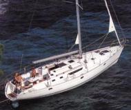 Segelyacht Sun Odyssey 45 chartern in Marina Ramova