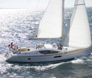 Sailing yacht Sun Odyssey 45 for rent in ACI Marina Jezera