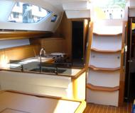 Segelboot Sun Odyssey 45DS chartern in Clifton