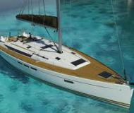 Sailing boat Sun Odyssey 509 available for charter in Castellammare di Stabia