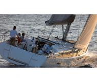 Sailing yacht Sun Odyssey 509 available for charter in Marina Bas du Fort