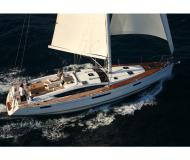 Sailing boat Jeanneau 53 available for charter in Macinaggio