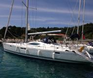 Sail boat Sun Odyssey 54 DS for rent in Rogoznica