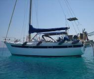 Tagudo 34 Segelyacht Charter Riva del Garda