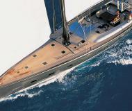 Yacht Wally 106 - Sailboat Charter Macinaggio