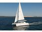 Cat Lagoon 420 available for charter in Oyster Pond