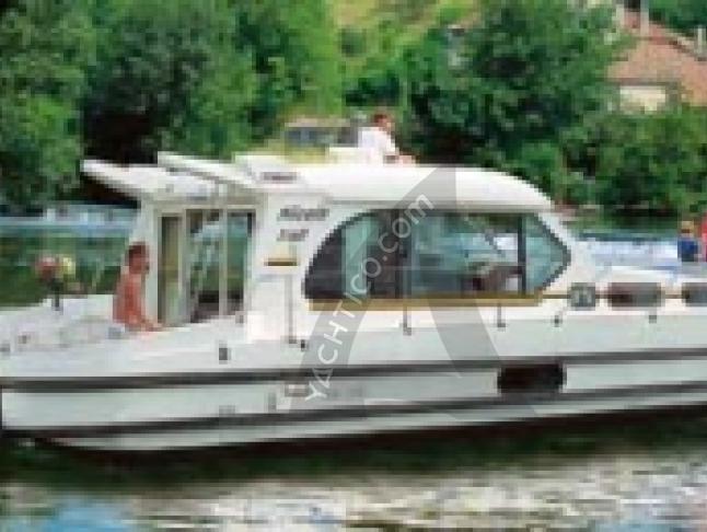 Hausboot NICOLS 1160 in Marina Luebz chartern