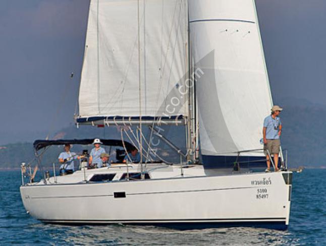 Yacht Hanse 400 - Sailboat Charter Phuket