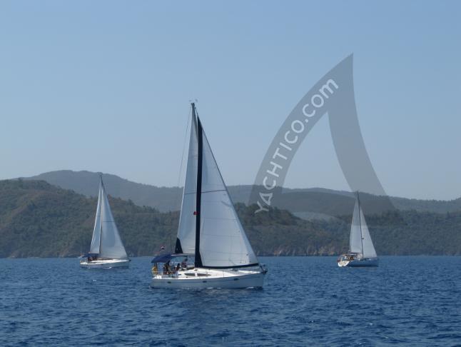 Sun Odyssey 35 Segelyacht Charter Bodrum