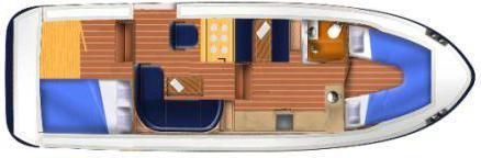 Motoryacht Wega in Marina Berliner WasserSportZentrale ausleihen-29582-0