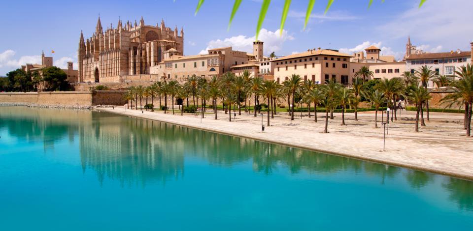 Charterrevier Palma de Mallorca  | YACHTICO.com