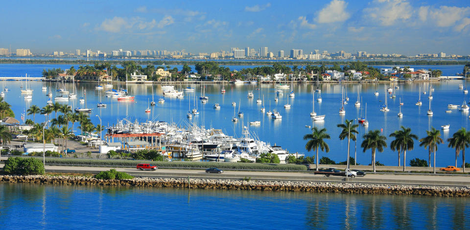 Boat rental and yacht charter in Florida | Yachtico.com