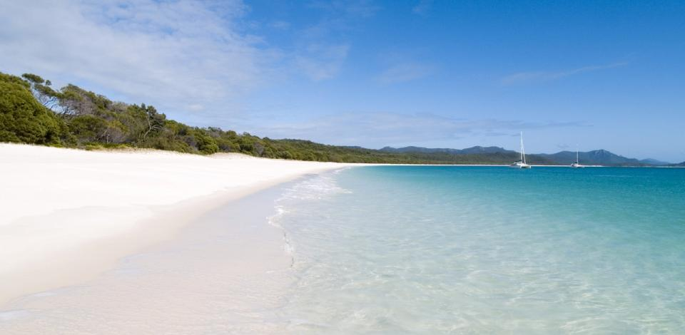 Charterrevier Whitsunday Islands, Australien | YACHTICO.com