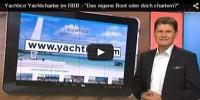 Yachtico.com in TV - The own boat or charter